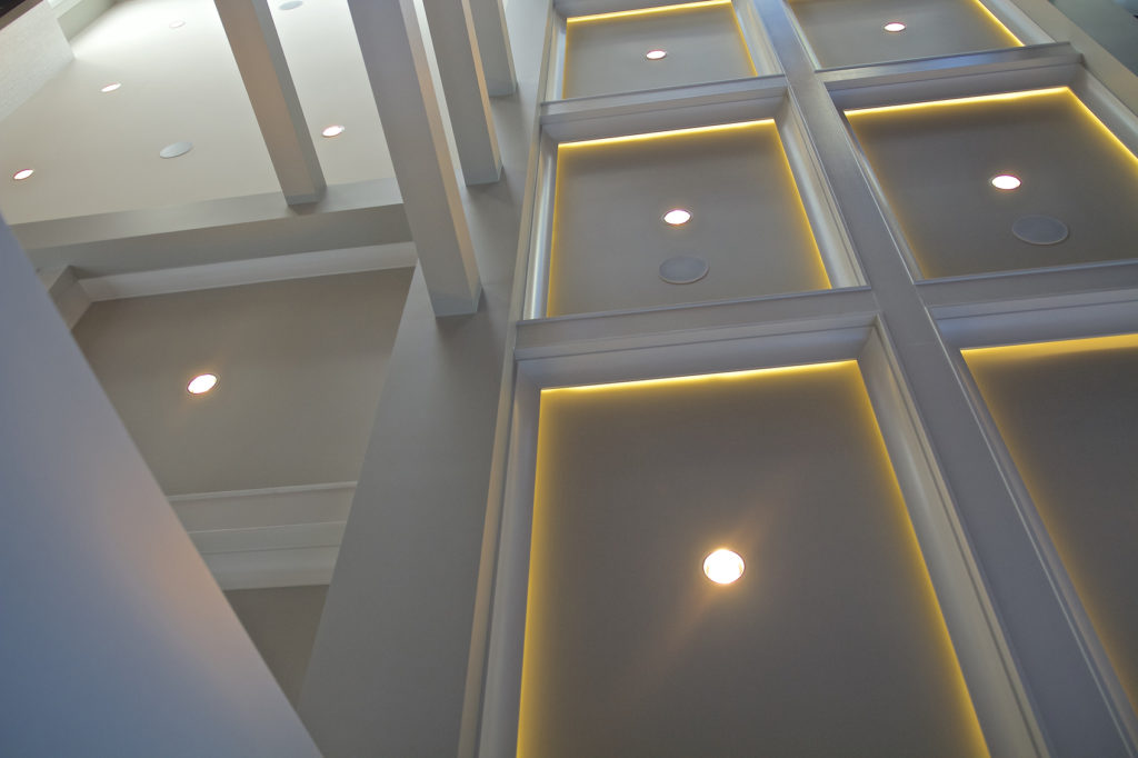 GE Smith Electric recessed Lighting