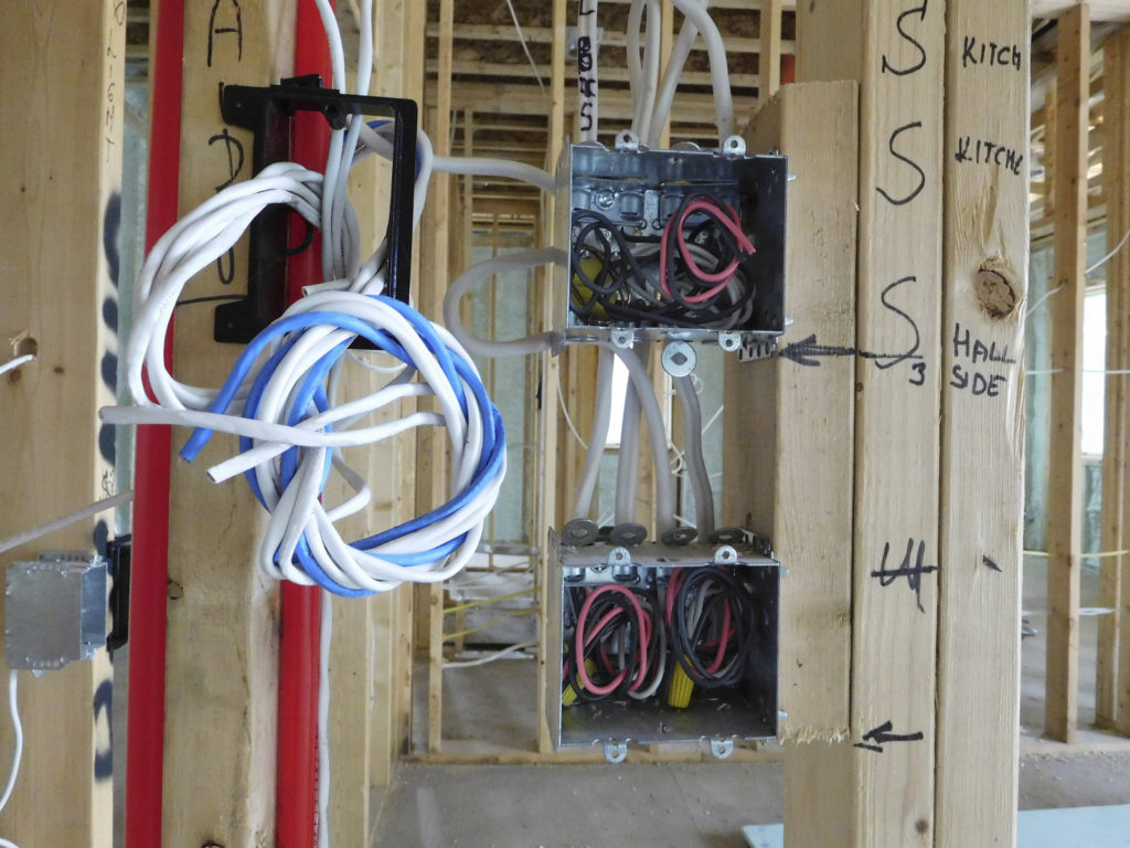 GE Smith Electric Wiring Upgrades