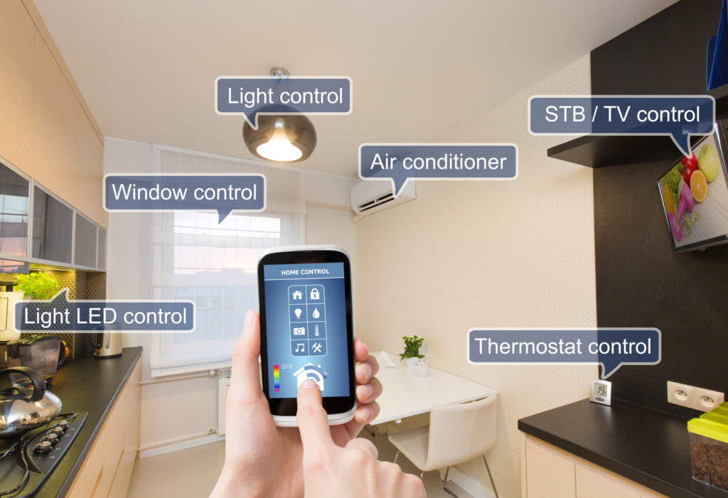 GE Smith Electric Home Automation